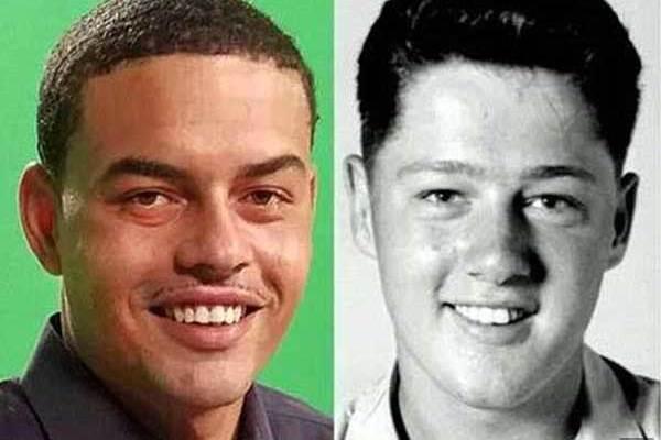Con rơi tự xưng của Bill Clinton lớn tiếng đòi nhận cha