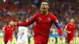 Đội hình Bồ Đào Nha vs Maroc: Ronaldo đá cặp Guedes