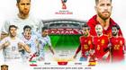 """Trực tiếp Iran vs Tây Ban Nha: """"Đổ bê tông"""" chờ phép màu"""