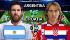 """Kèo thơm World Cup hôm nay: Croatia rất """"rắn"""", Argentina khó thắng"""