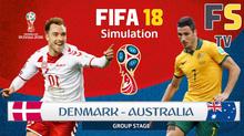 Link xem trực tiếp Đan Mạch vs Úc, 19h ngày 21/6
