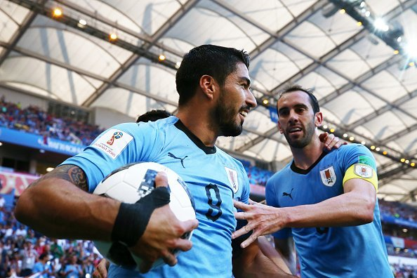 Chấm điểm: Uruguay 1-0 Saudi Arabia