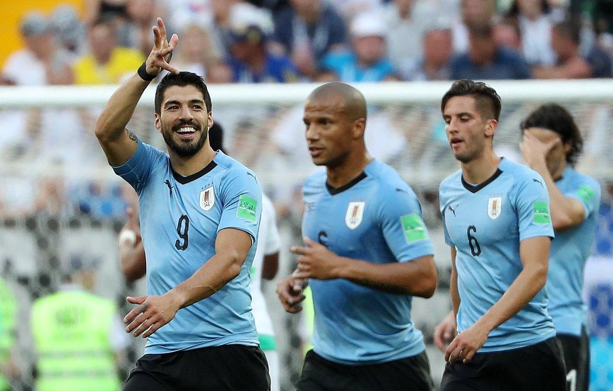Uruguay,Saudi Arabia,trực tiếp bóng đá