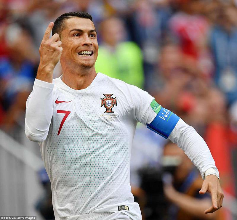 Ronaldo,Bồ Đào Nha,Georgina Rodriguez