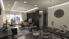 Eco Dream: Căn hộ trung tâm, nội thất xứng tầm