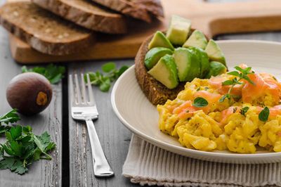 Một vài gợi ý hay cho bữa sáng phù hợp với chế độ giảm cân