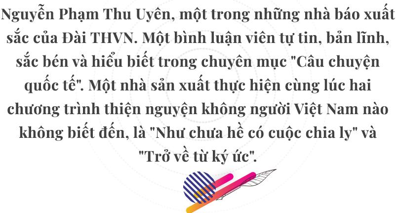 Thu Uyên,VTV