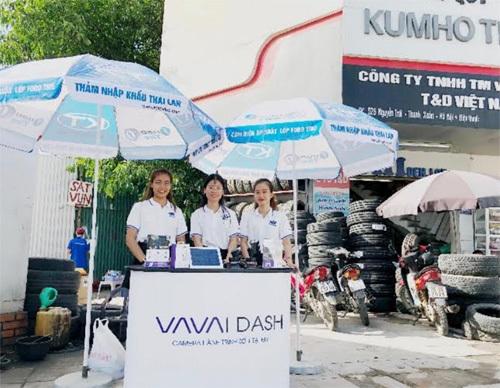 VAVA Dash Cam - camera hành trình đến từ Mỹ