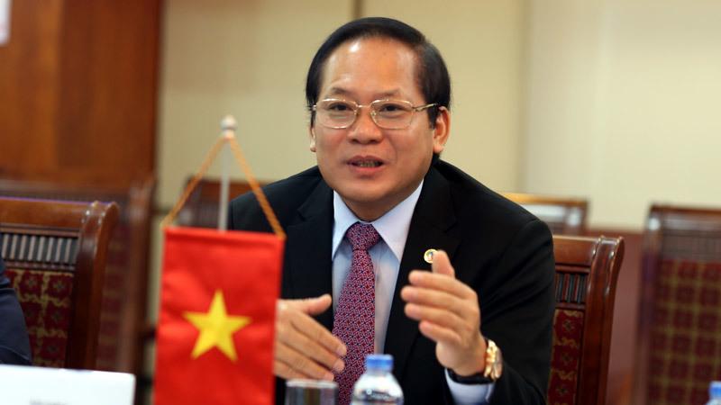 [VietnamNet.vn] Bộ TT&TT công bố giải pháp tổng thể nhằm tăng năng lực cạnh tranh Quốc gia