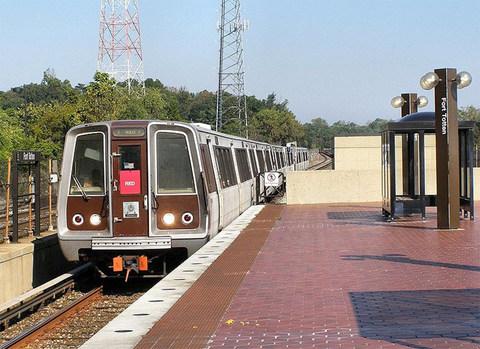 Vụ đâm tàu điện ngầm chết chóc nhất Washington
