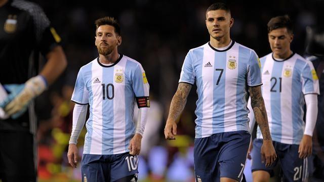Argentina vs Croatia: Messi yêu cầu gạch tên Higuain và Dybala