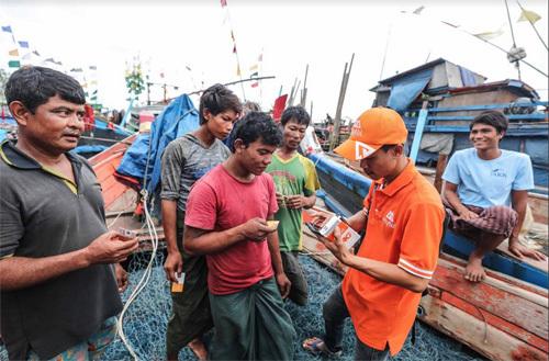 Chỉ 10 ngày, Viettel vượt mốc 1 triệu thuê bao tại Myanmar