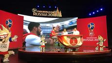 HTV sát cánh cùng World Cup 2018 bằng gam màu mới
