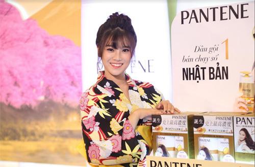 Ra mắt bộ sản phẩm chăm sóc tóc Pantene nội địa Nhật