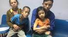 Cảnh khốn cùng của gia đình nghèo có hai con bệnh hiểm
