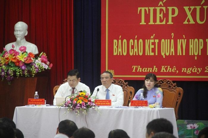 Không để chìm xuồng sai phạm của Nguyễn Xuân Anh, Vũ 'nhôm'