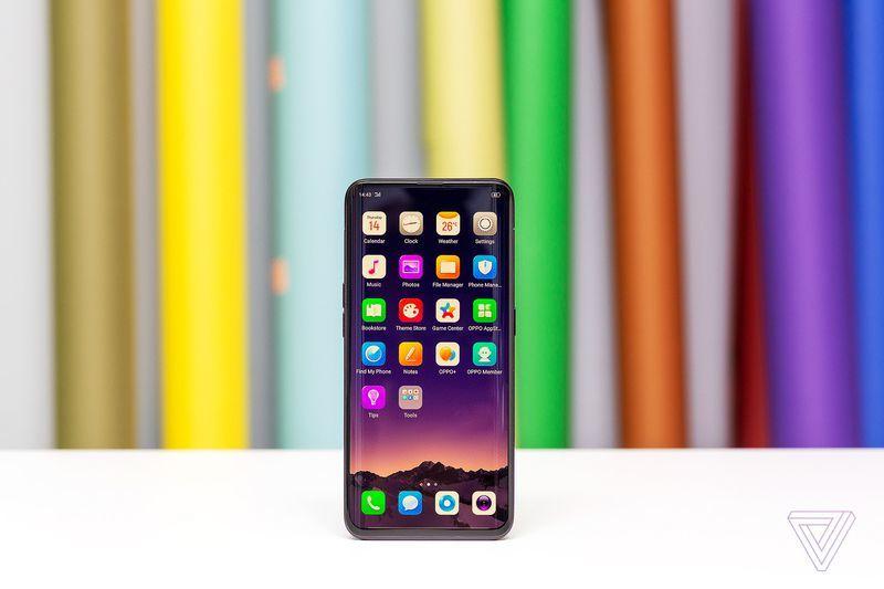 Đẹp hơn iPhone X, nhưng Oppo Find X mong manh, dễ vỡ