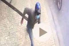 Vụ nổ ở trụ sở công an phường: Tạm giữ 1 người
