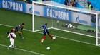 Pháp 1-0 Peru: Gà trống Gaulois hú vía (hiệp 2)