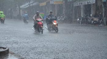 Dự báo thời tiết 22/6: Chiều tối nay, miền Bắc chuyển mưa dông