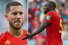 Hazard mắng Lukaku xối xả khiến sao MU nổi điên