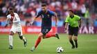 Video bàn thắng Pháp 1-0 Peru