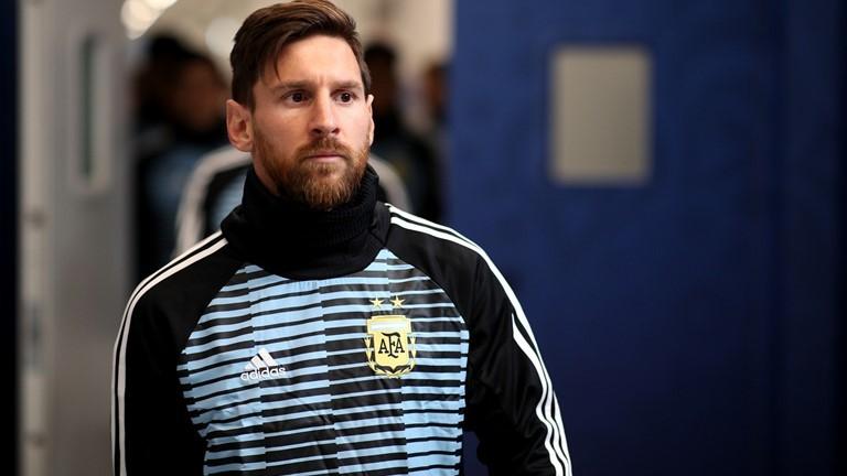 Argentina đặt hết hy vọng vào Lionel Messi trong trận Argentina vs Croatia