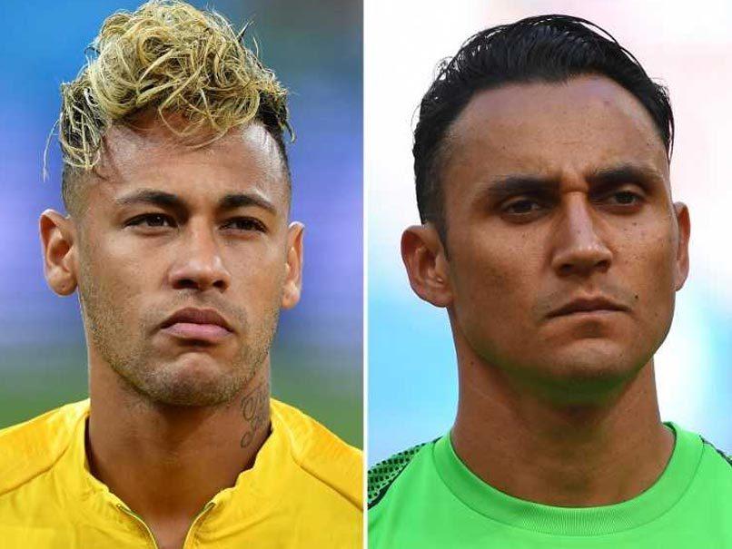 Brazil vượt trội, có thể thắng Costa Rica 2 bàn cách biệt