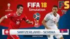 Serbia vs Thụy Sĩ: Cuộc chiến không khoan nhượng