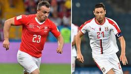 Kèo Serbia vs Thụy Sĩ: Dễ hòa, ít bàn thắng
