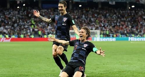Video bàn thắng Argentina 0-3 Croatia