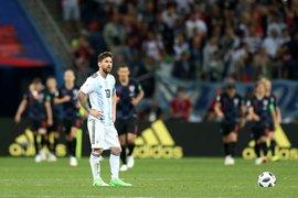 Argentina thảm bại: Nỗi hổ thẹn của những 'ông kễnh'