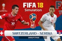 Link xem trực tiếp Serbia vs Thụy Sĩ, 01h ngày 23/6
