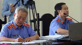 Phúc thẩm Đinh La Thăng: Đề nghị bác kháng cáo kêu oan