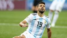 Đội hình ra sân trận Argentina vs Nigeria: Aguero ngồi ngoài
