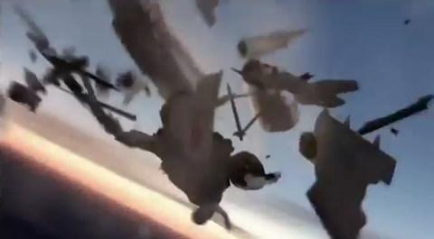 Đánh bom máy bay thảm khốc chưa từng có