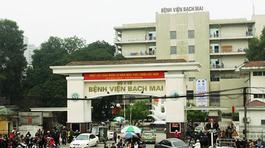 BV Bạch Mai công bố nguyên nhân bệnh nhân tử vong sau nội soi
