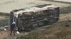 Lật xe tải chở công nhân ở Lào, 2 người Việt thiệt mạng