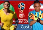 Trực tiếp Brazil vs Costa Rica, 19h ngày 22/6