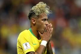Đội hình ra sân Brazil vs Costa Rica: Neymar trở lại, lo cánh phải