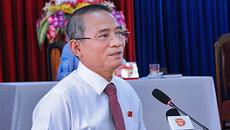 Bí thư Trương Quang Nghĩa thông tin vụ gây rối ở Đà Nẵng