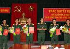 Quân khu 7 bổ nhiệm 11 cán bộ