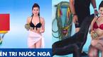 Hoa khôi mặc bikini dẫn World Cup: 'Rất buồn khi đọc bình luận'