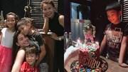 Cường Đô La vắng mặt trong sinh nhật 9 tuổi của con trai Subeo