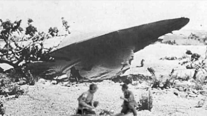 Ngày này năm xưa,đĩa bay,sự kiện Roswell,UFO