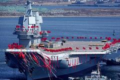 TQ bí mật chế tàu sân bay tối tân ngang ngửa Mỹ?
