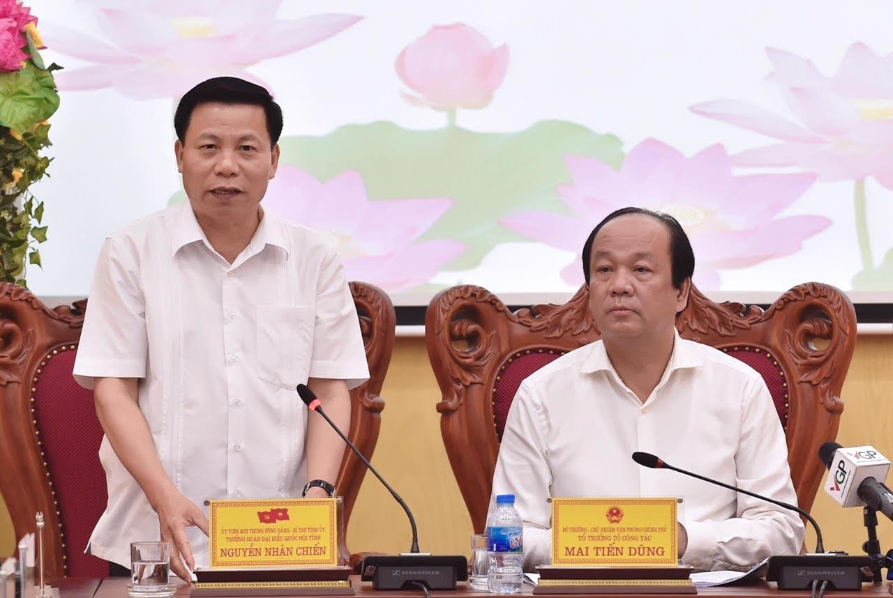 Bí thư Bắc Ninh nhắn tin, gọi điện liên tục đến bộ trưởng