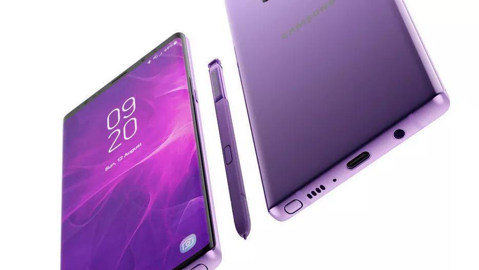 Fan của Galaxy Note 9 không thể bỏ qua những hình ảnh này