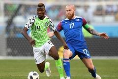 Video bàn thắng Nigeria 2-0 Iceland