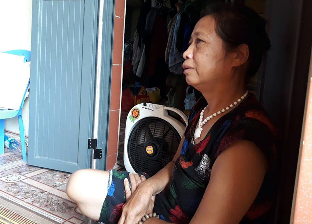 Ngày mẹ 'bay về trời', con trai phóng viên Hải Đường nói câu lặng người